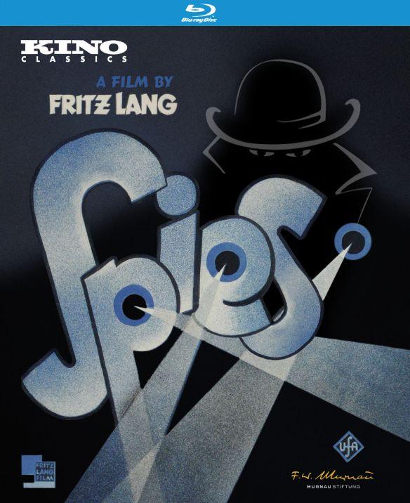Spies [Blu-ray] [1928] 30113573