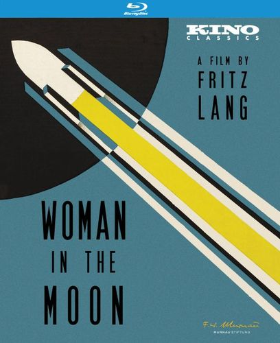 Woman in the Moon [Blu-ray] [1929] 30113582