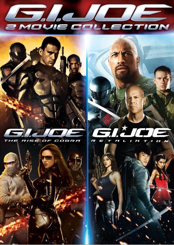 G.I. Joe: The Rise of Cobra/G.I. Joe: Retaliation [2 Discs] [DVD] 30121176