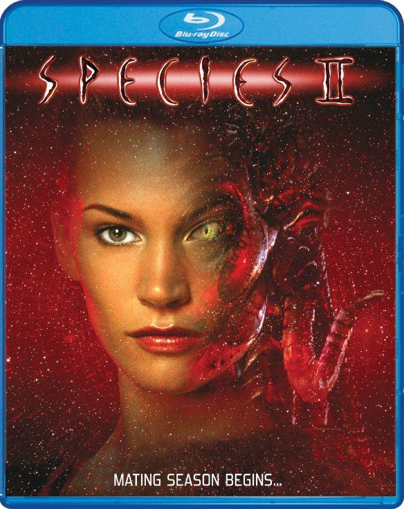 Species II [Blu-ray] [1998] 30130595