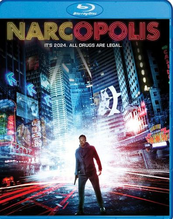 Narcopolis [Blu-ray] [2015] 30130631