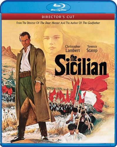 The Sicilian [Director's Cut] [Blu-ray] [1987] 30130777