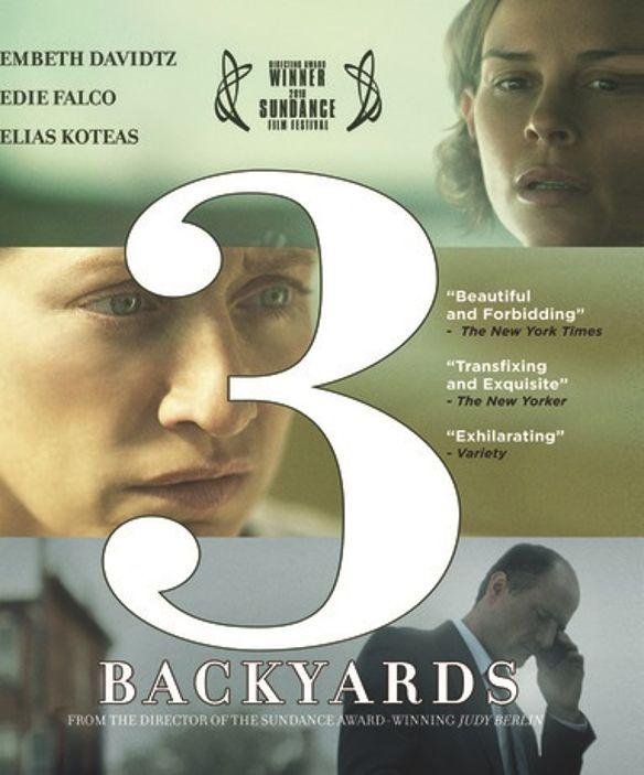3 Backyards [Blu-ray] [2010] 30136535