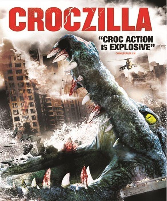 Croczilla [Blu-ray] [2012] 30136699