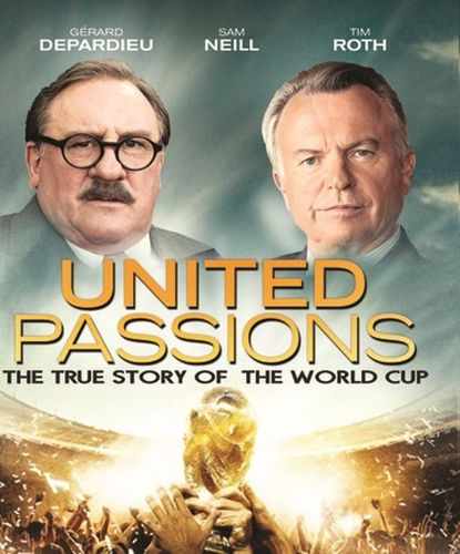 United Passions [Blu-ray] [2014] 30136762