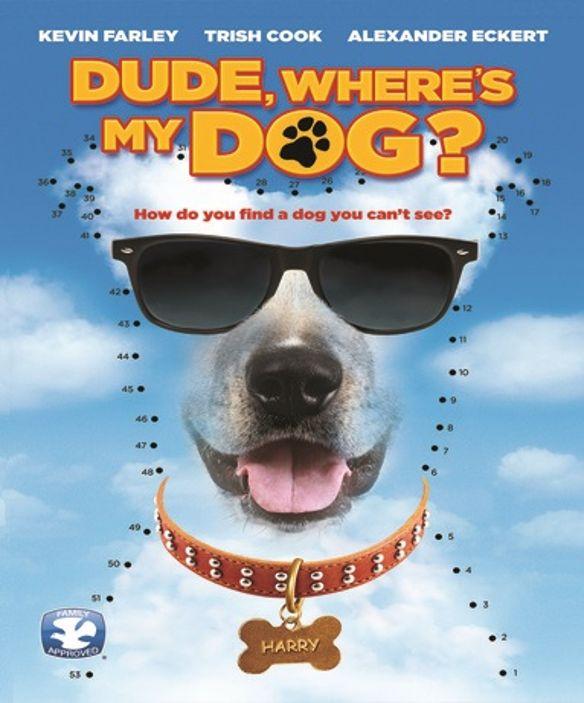 Dude, Where's My Dog? [Blu-ray] [2014] 30136771