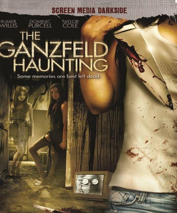 The Ganzfeld Haunting [Blu-ray] [2013] 30136808