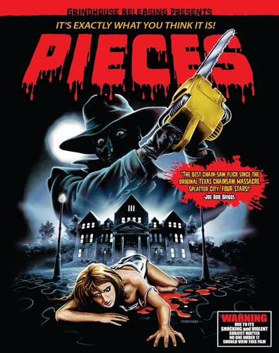 Pieces [CD/2 Blu-ray] [Blu-ray] [1982] 30146145