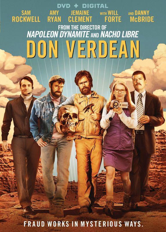 Don Verdean [DVD] [2015] 30150185