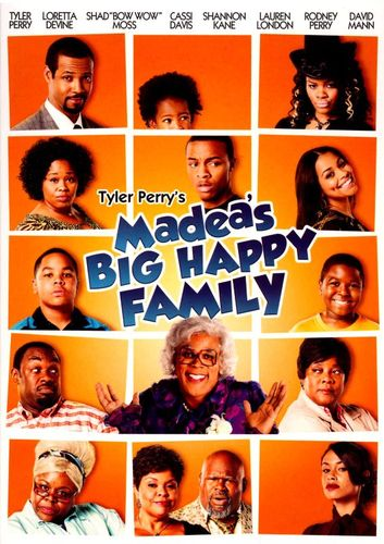 Tyler Perry's Madea's Big Happy Family [DVD] [2011] 3015119