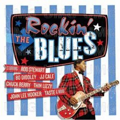 Rockin' the Blues [CD] 30156413