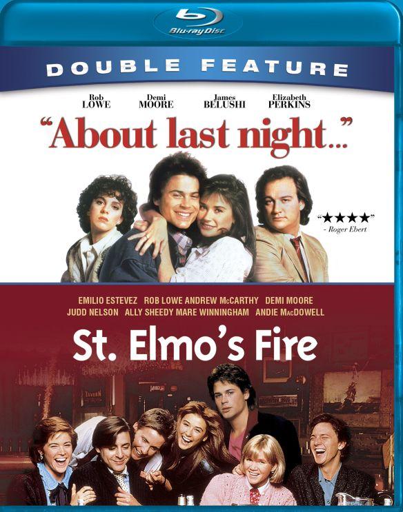 About Last Night./St. Elmo's Fire [2 Discs] [Blu-ray] 3017006