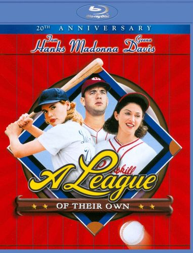 A League of Their Own [Blu-ray] [1992] 3017015