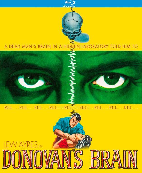 Donovan's Brain [Blu-ray] [1953] 30171607