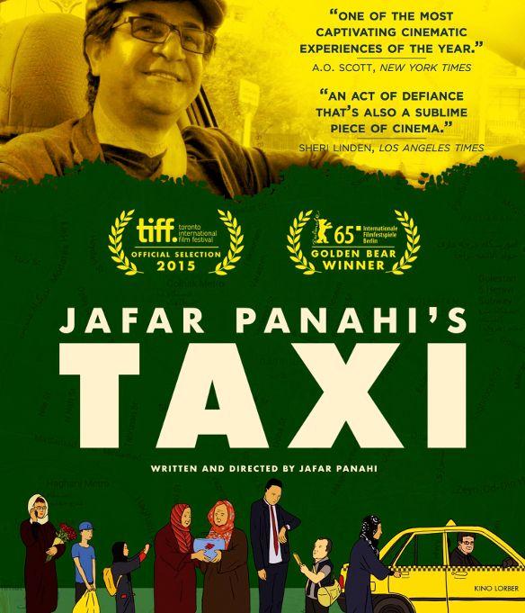 Taxi [Blu-ray] [2015] 30171689