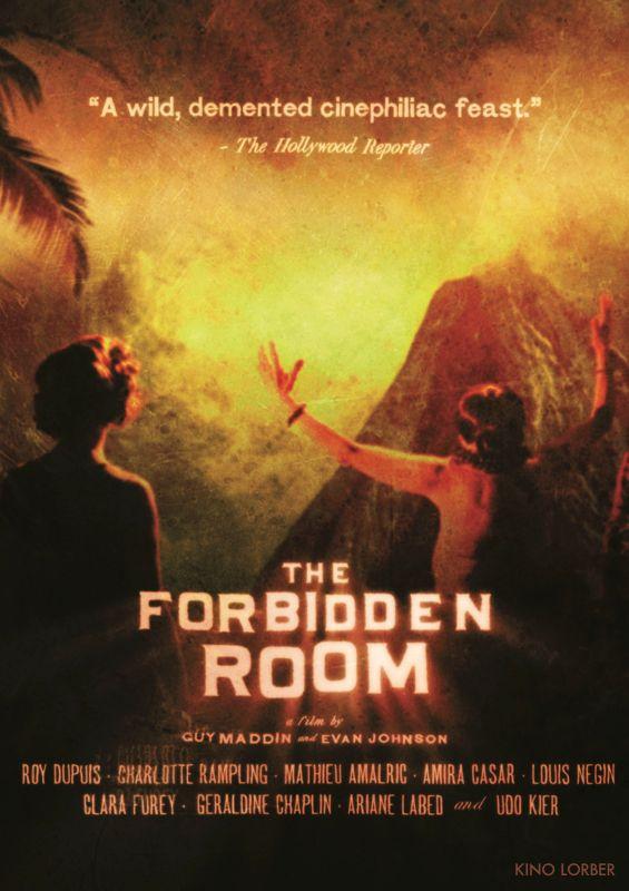 The Forbidden Room [DVD] [2015] 30171698