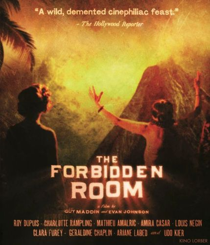 The Forbidden Room [Blu-ray] [2015] 30171707