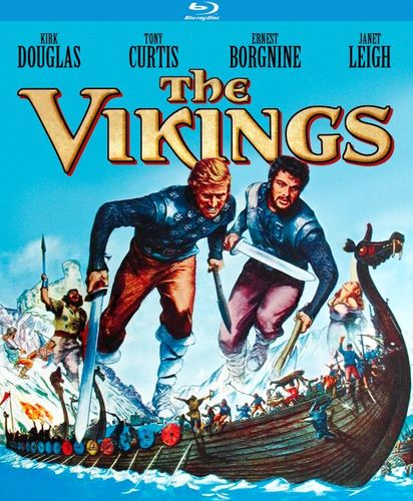 The Vikings [Blu-ray] [1958] 30172147