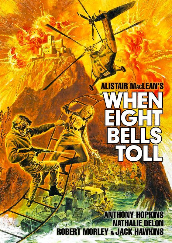 When Eight Bells Toll [DVD] [1971] 30172165
