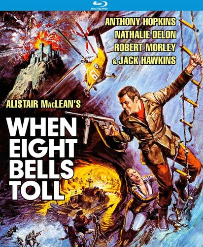 When Eight Bells Toll [Blu-ray] [1971] 30172174