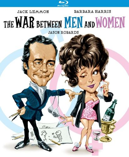 The War Between Men and Women [Blu-ray] [1972] 30172183