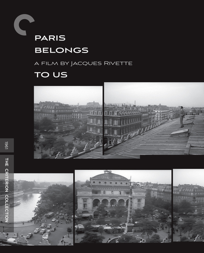 Paris Belongs to Us [Criterion Collection] [Blu-ray] [1960] 30187142