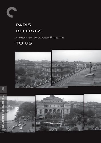 Paris Belongs to Us [Criterion Collection] [DVD] [1960] 30187151