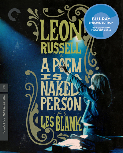 A Poem Is a Naked Person [Criterion Collection] [Blu-ray] [1974] 30187179