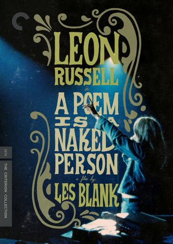 A Poem Is a Naked Person [Criterion Collection] [DVD] [1974] 30187188