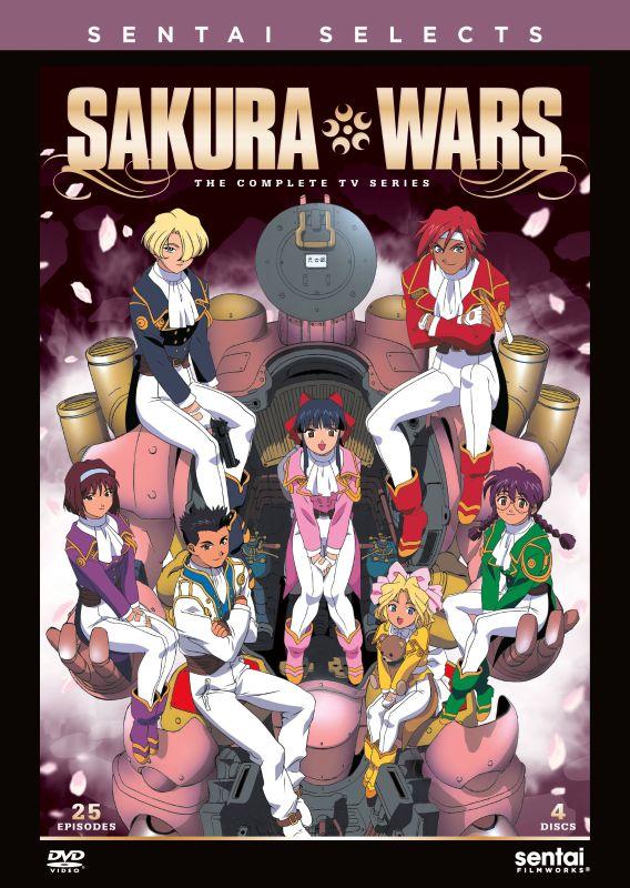 Sakura Wars: The Complete TV Series [4 Discs] [DVD]