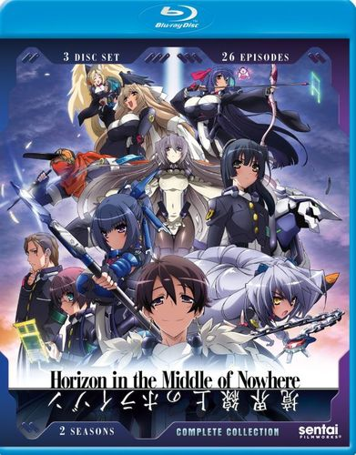 Horizon in the Middle of Nowhere: Complete Collection [Blu-ray] [3 Discs] 30198196