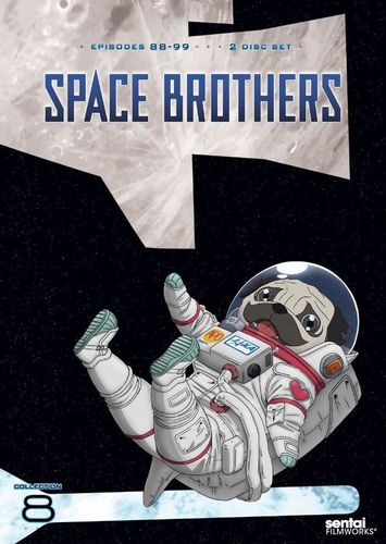 Space Brothers: Collection 8 [2 Discs] [DVD] 30199177