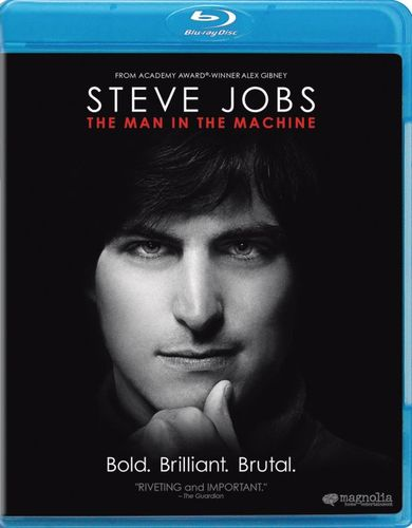 Steve Jobs: The Man in the Machine [Blu-ray] [2015] 30199273