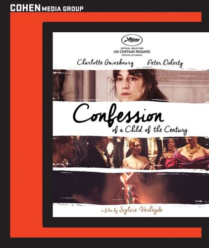 Confession of a Child of the Century [Blu-ray] [2012] 30223215