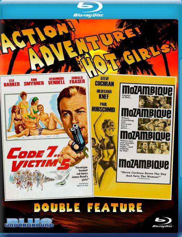 Code 7, Victim 5/Mozambique [Blu-ray] 30223347