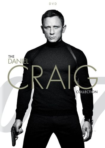 007: The Daniel Craig 4-Film Collection [DVD] 30225153