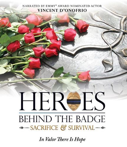 Heroes Behind the Badge: Sacrifice and Survival [Blu-ray] [2013] 30240159