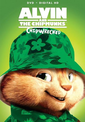 Alvin and the Chipmunks: Chipwrecked [DVD] [2011] 30243183