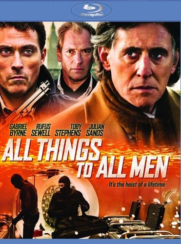 All Things to All Men [Blu-ray] [2013] 30262407