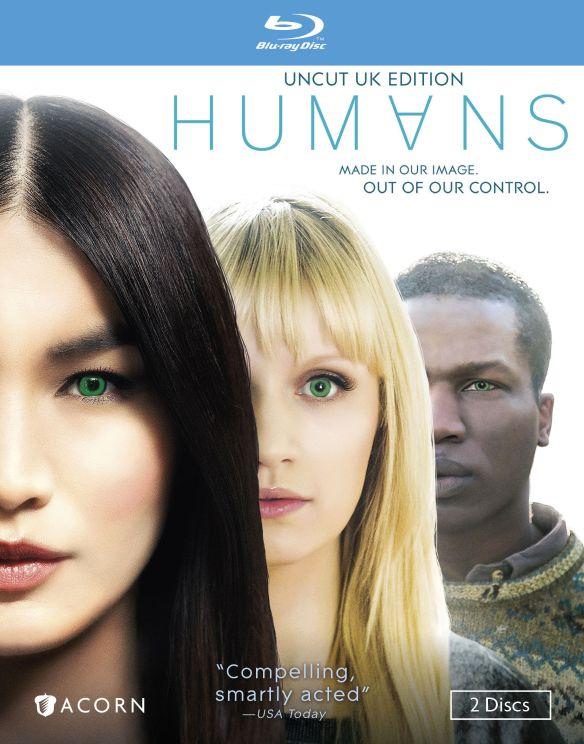 Humans: Season 1 [Blu-ray] [2 Discs] 30269281