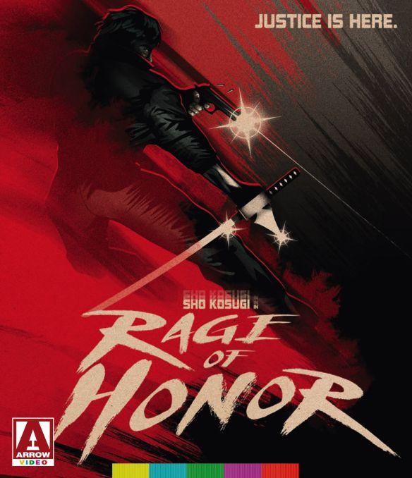 Rage of Honor [Blu-ray] [1987] 30277256