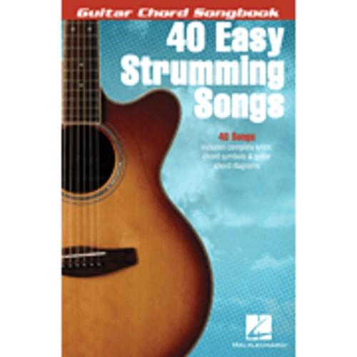 Hal Leonard - 40 Easy...
