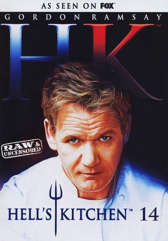 Hell's Kitchen: Season 14 [3 Discs] [DVD] 30299254