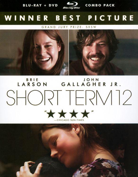 Short Term 12 [2 Discs] [DVD/Blu-ray] [Blu-ray/DVD] [2013] 3030031