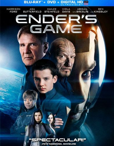 Ender's Game [2 Discs] [Blu-ray/DVD] [2013] 3030059