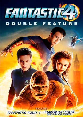 Fantastic Four Double Feature [DVD] 30308148