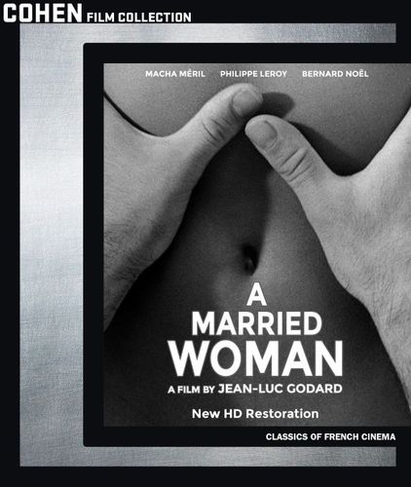 A Married Woman [Blu-ray] [1964] 30322155
