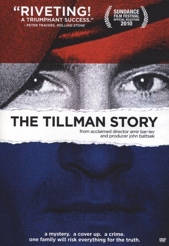 The Tillman Story [DVD] [2009] 30334194