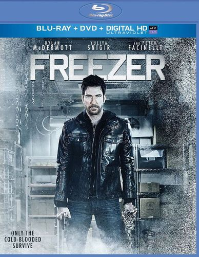 Freezer [2 Discs] [Blu-ray/DVD] [2014] 3034019
