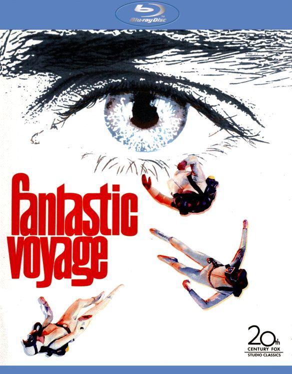Fantastic Voyage [Blu-ray] [1966] 3034064